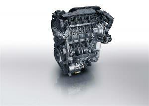 Трехцилиндровый двигатель Peugeot 308