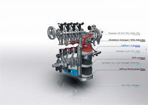 Фото | Двигатель Peugeot 308. Рестайлинг 2018 года