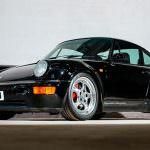 Фото   Porsche 911 Turbo S Leichtbau 1993 года. #51 из 86