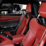 Кожаные сиденья Porsche 918 Spyder Weissach Package