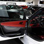 Двери Porsche 918 Spyder Weissach Package