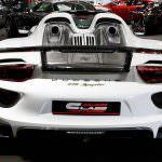 Супергибрид Porsche 918 Spyder Weissach Package в Дубае