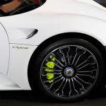 Диски Porsche 918 Spyder Weissach Package