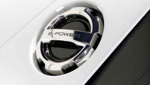 Порт подзарядки аккумуляторов Porsche 918 Spyder