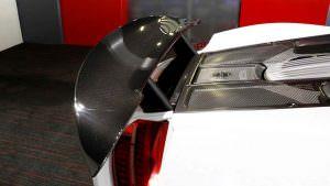 Карбоновый спойлер Porsche 918 Spyder