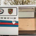 Двери Volkswagen T2 Transporter Martini Racing