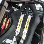 Спортивные сиденья Porsche 934/5 Martini Racing