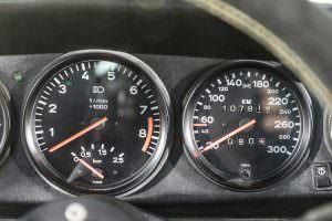 Приборная панель Porsche 934/5 Martini Racing
