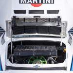 Двигатель Porsche 934/5 Martini Racing