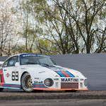 Спортивная Porsche 934/5 Martini Racing