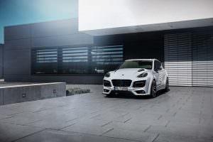 Фото | Porsche Cayenne Magnum Sport 30 Years TechArt