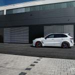 Porsche Cayenne Magnum Sport 30 Years TechArt