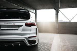 2017 Porsche Cayenne Magnum Sport 30 Years TechArt