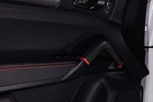 Дверная ручка Porsche Cayenne Magnum Sport 30 Years
