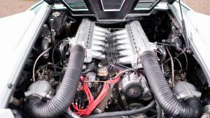 5,0-литровый двигатель V12 Lamborghini Countach