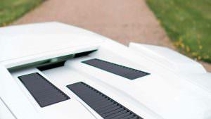 Крышка моторного отсека Lamborghini Countach