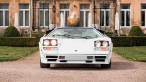 Lamborghini Countach 1987 года выпуска