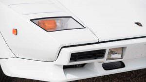 Фары Lamborghini Countach 1987 года выпуска