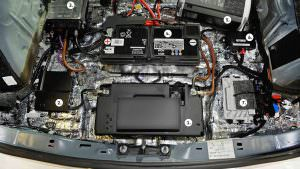 Электродвигатель Volkswagen Golf GTE Estate impulsE