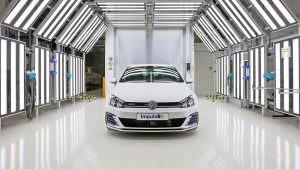 Универсал Volkswagen Golf GTE Estate impulsE. 2017 год