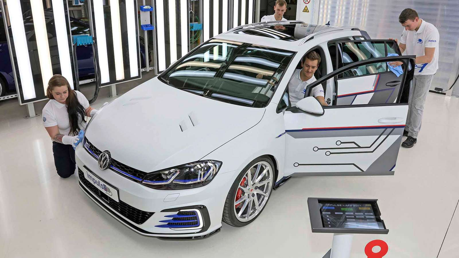 Фото | Volkswagen Golf GTE Estate impulsE