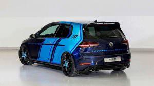 Хэтчбек Volkswagen Golf GTI First Decade от стажёров VW