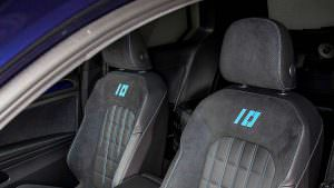 Кожаные сиденья Volkswagen Golf GTI First Decade