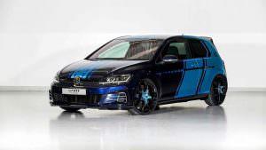 Volkswagen Golf GTI First Decade для фестиваля Worthersee