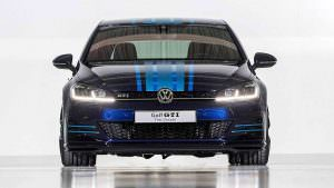 Volkswagen Golf GTI First Decade 2017 года
