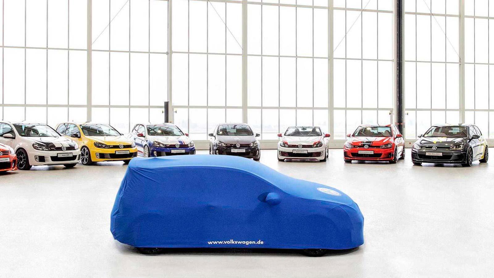 Volkswagen превратил Golf GTI в410-сильный гибрид
