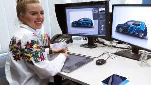 Стажеры Volkswagen подготовили концепт