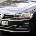 Шпионское фото   Дизайн Volkswagen Polo 2018
