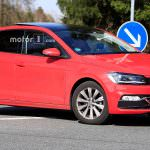 Новое поколение Volkswagen Polo 2018 на дорожных испытаниях