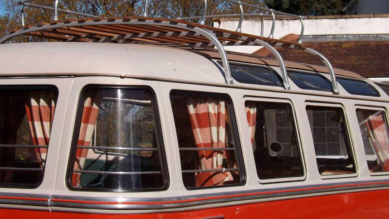 23 окна Volkswagen T1 Samba 1959 года выпуска
