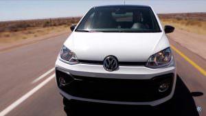 Горячий хэтчбек Volkswagen Up! GTI