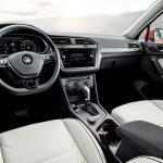 Фото салона Volkswagen Tiguan 2018 для США
