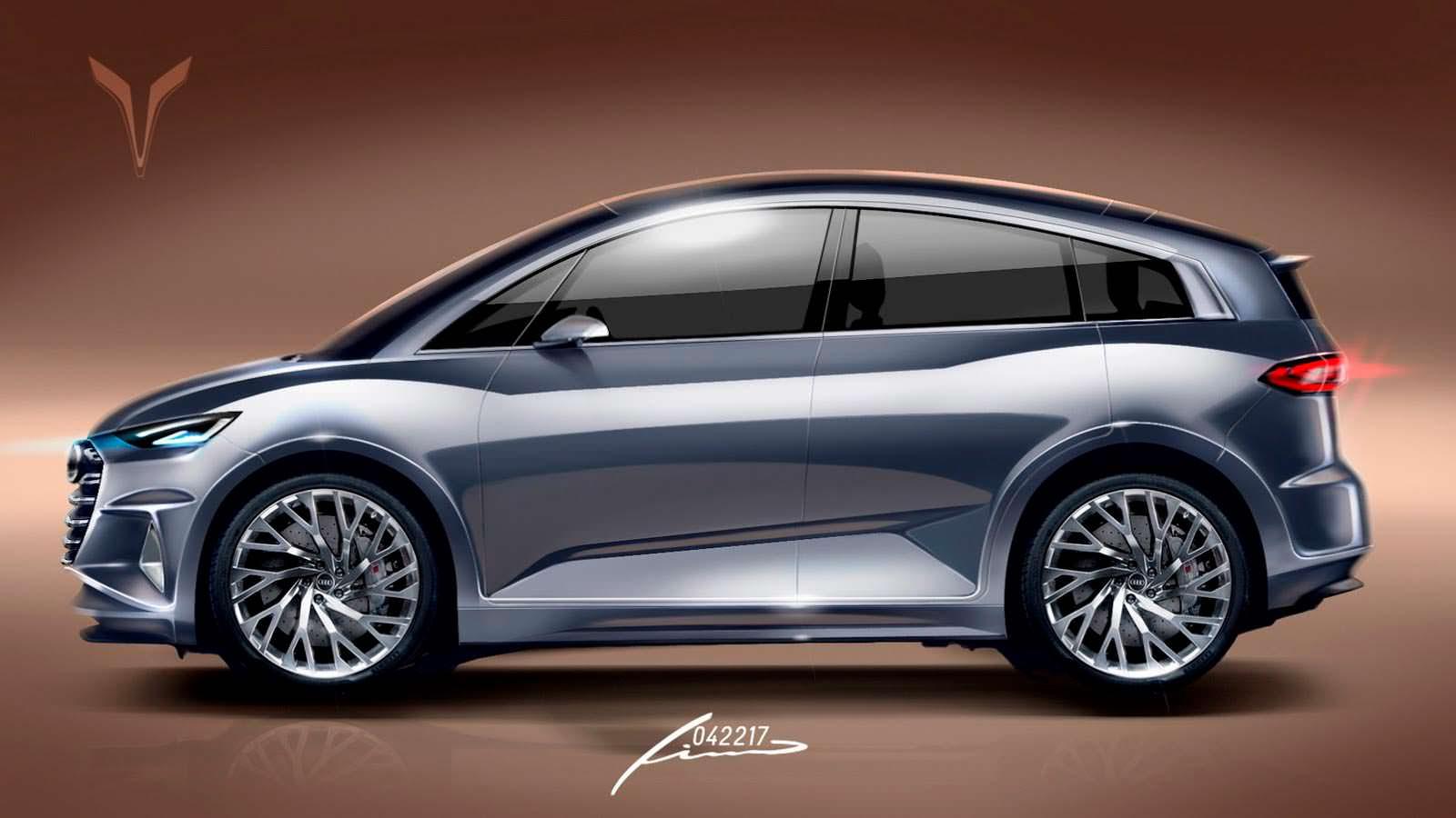 2018 Audi A2 второго поколения. Ответ Mercedes A-Class
