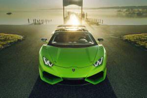 Фото | Тюнинг Novitec Lamborghini Huracan Spyder N-Largo