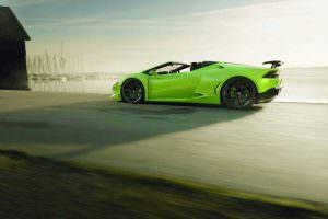 Фото | Lamborghini Huracan Spyder N-Largo