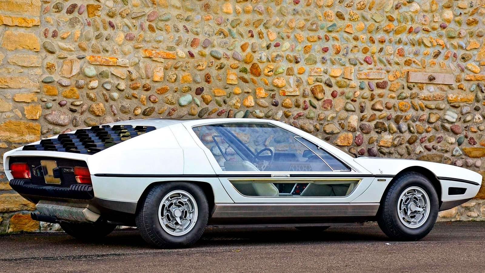 Lamborghini TP200 Marzal