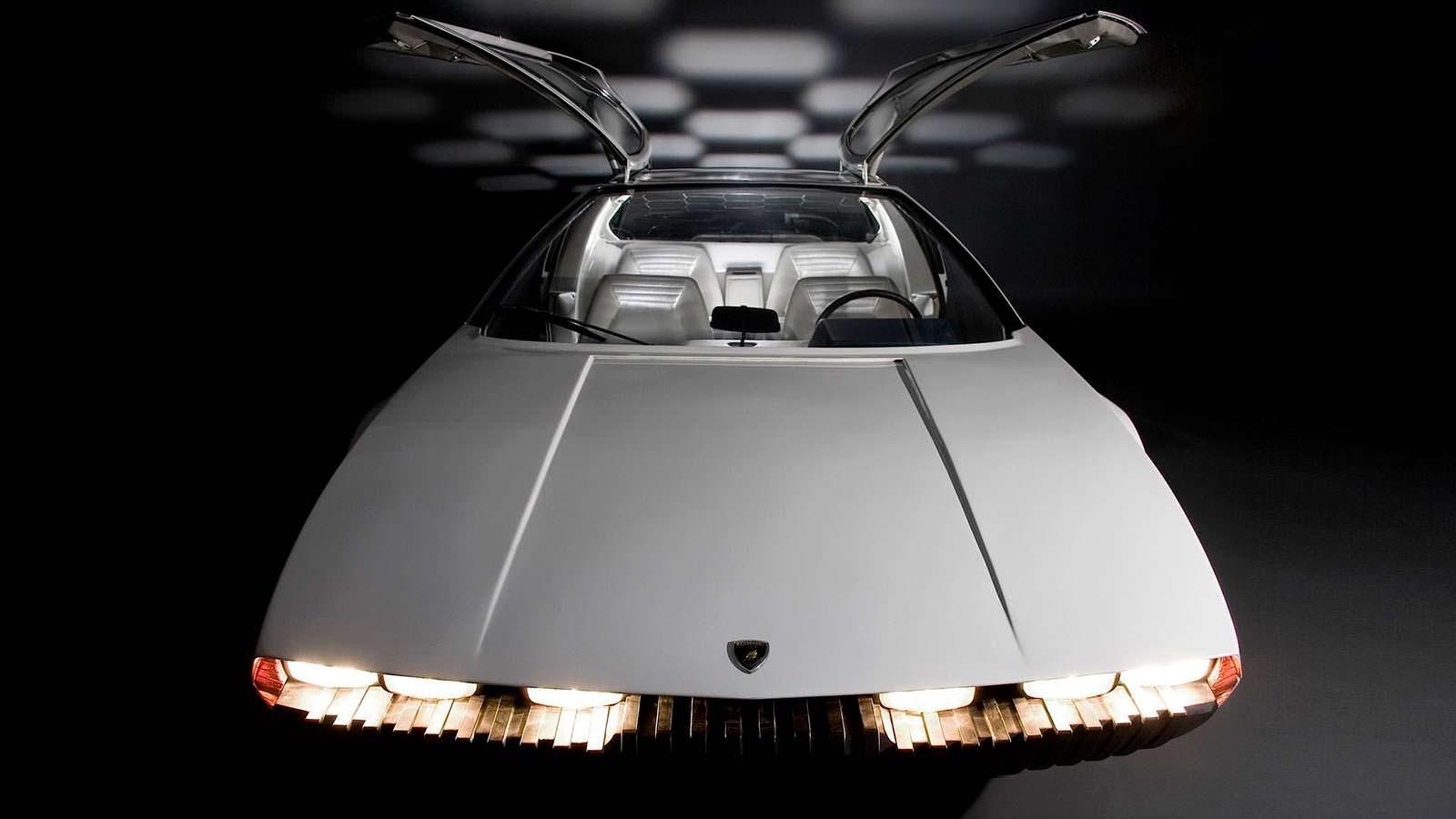 Концепт Lamborghini TP200 Marzal