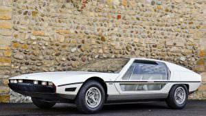 Lamborghini Marzal 1967 года выпуска