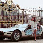 Фото Lamborghini TP200 Marzal и модель