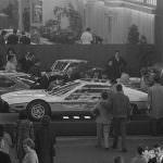 Lamborghini TP200 Marzal. Женевский автосалон 1967 года