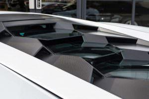 Крышка двигателя Lamborghini Murcielago SV