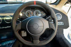 Руль Lamborghini Murcielago SV 2010 года