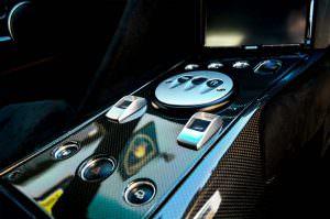 Центральная консоль Lamborghini Murcielago SV 2010 года