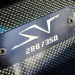 Lamborghini Murcielago SV. Номер 288 из 350