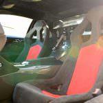 Интерьер Lamborghini Murcielago SV 2010 года выпуска