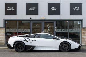 Lamborghini Murcielago SV. #288 из 350